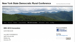 New York State Democratic Rural Conference